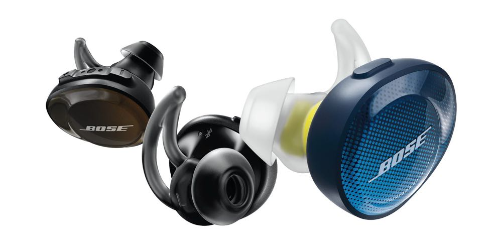bfc658fdf Bose SoundSport Free wireless in-ear headphones review - superb ...
