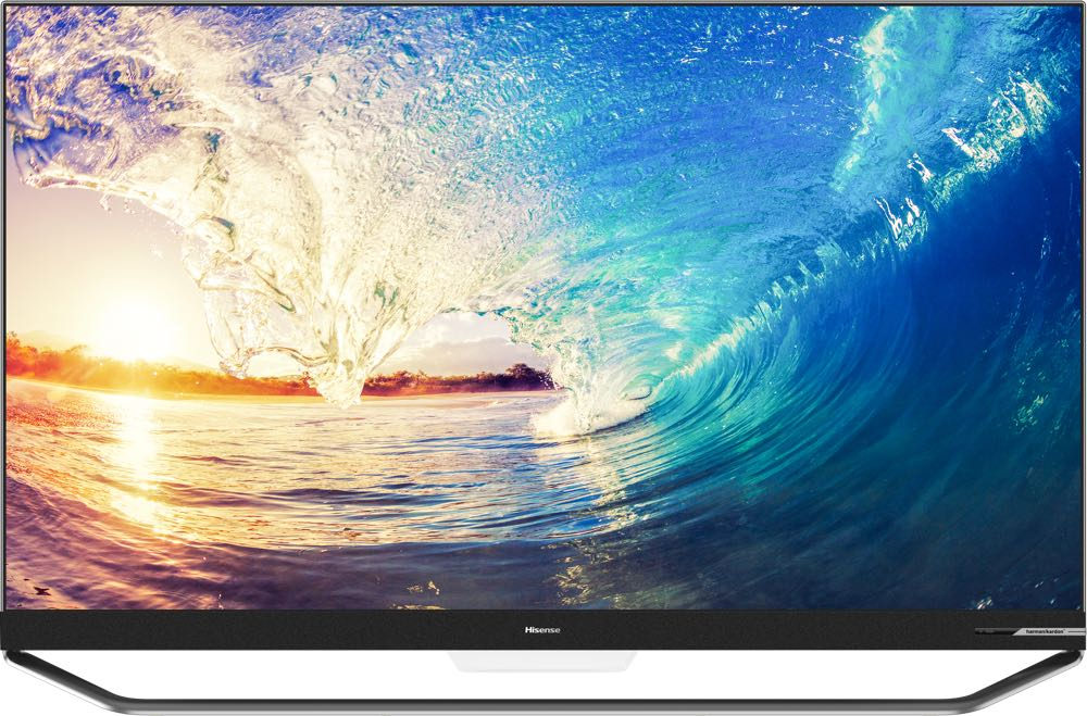 Hisense unveils its new 2018 ULED TV range and pricing