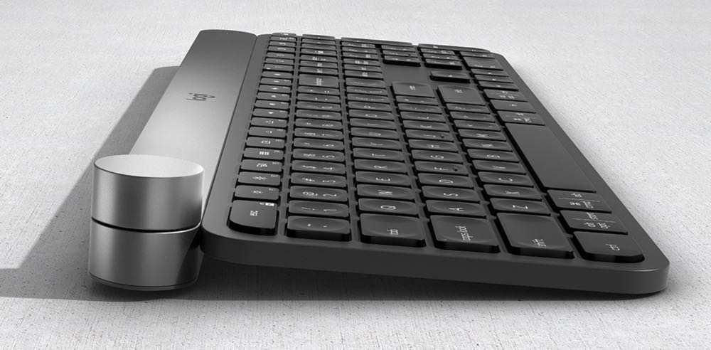 Logitech Craft review - luxurious keyboard with great design