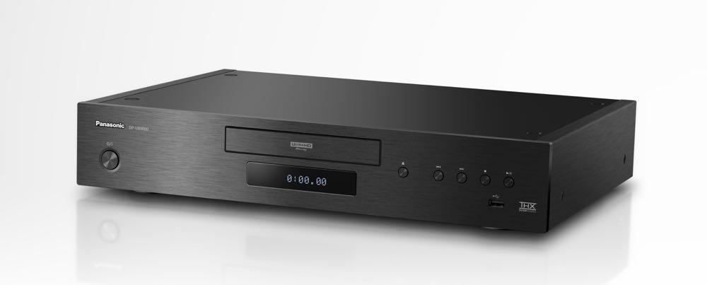 The UB9000 4K UHD Blu-ray player