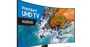Samsung still keeping the faith with curved TVs as other brands cut and run