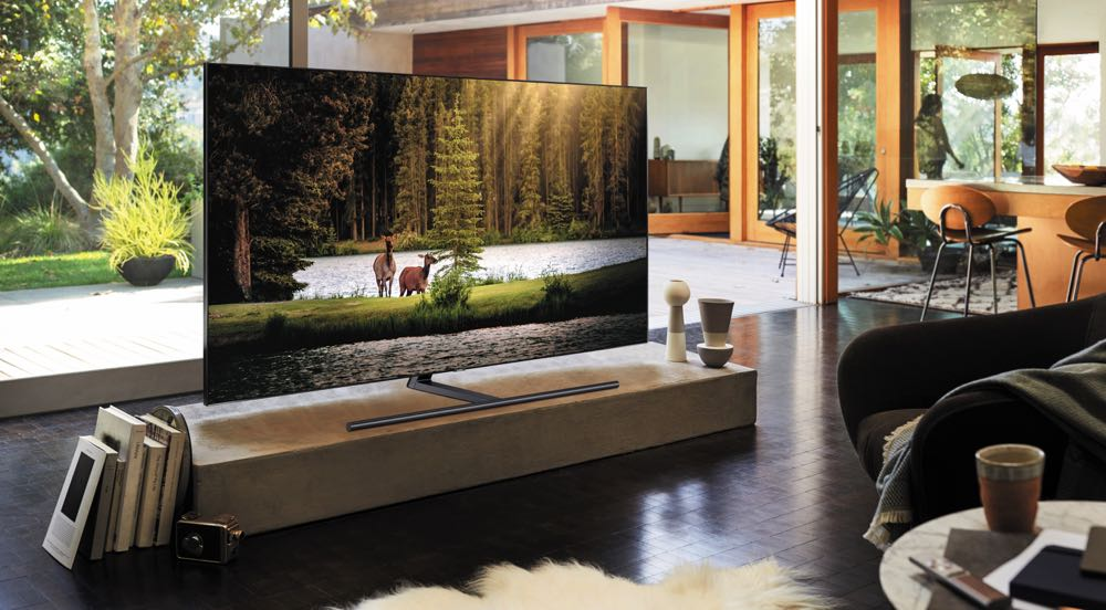 Samsung 2018 Series 9 QLED TV review - stunning picture quality and