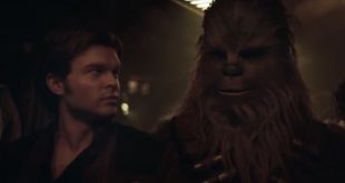 Watch the epic new trailer for Solo – a Star Wars story