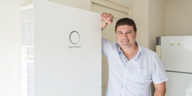 How I became the first SonnenFlat customer and got my electricity bills down to $0