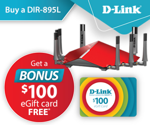 DIR-895L Q2 Offer