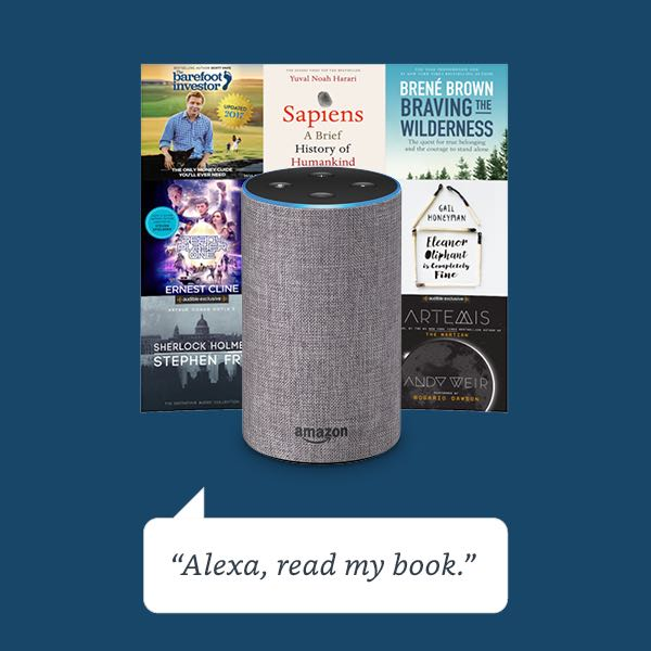 now you can get your alexa
