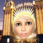 How Samsung can put your face on the iconic Luna Park entrance during Vivid