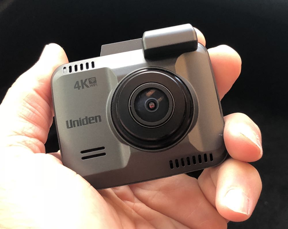 Uniden Igo Cam 80 Review The Dash Cam That Can Capture 4k Video On