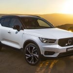We get behind the wheel of Volvo's new XC40 compact SUV