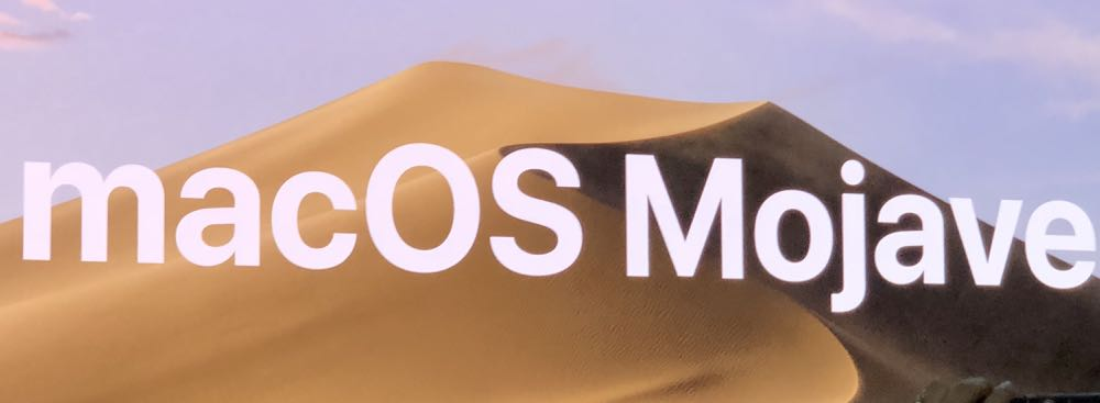 Apple reveals new macOS Mojave software for the Mac - Tech Guide