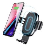 Baseus 10W Qi Wireless Car Charger Phone Holder review – holds your device safely and charges too