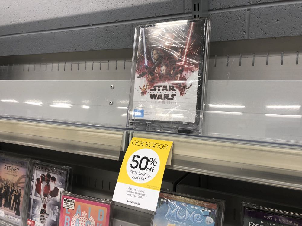 Is Kmart's decision to stop selling DVDs the beginning of the end