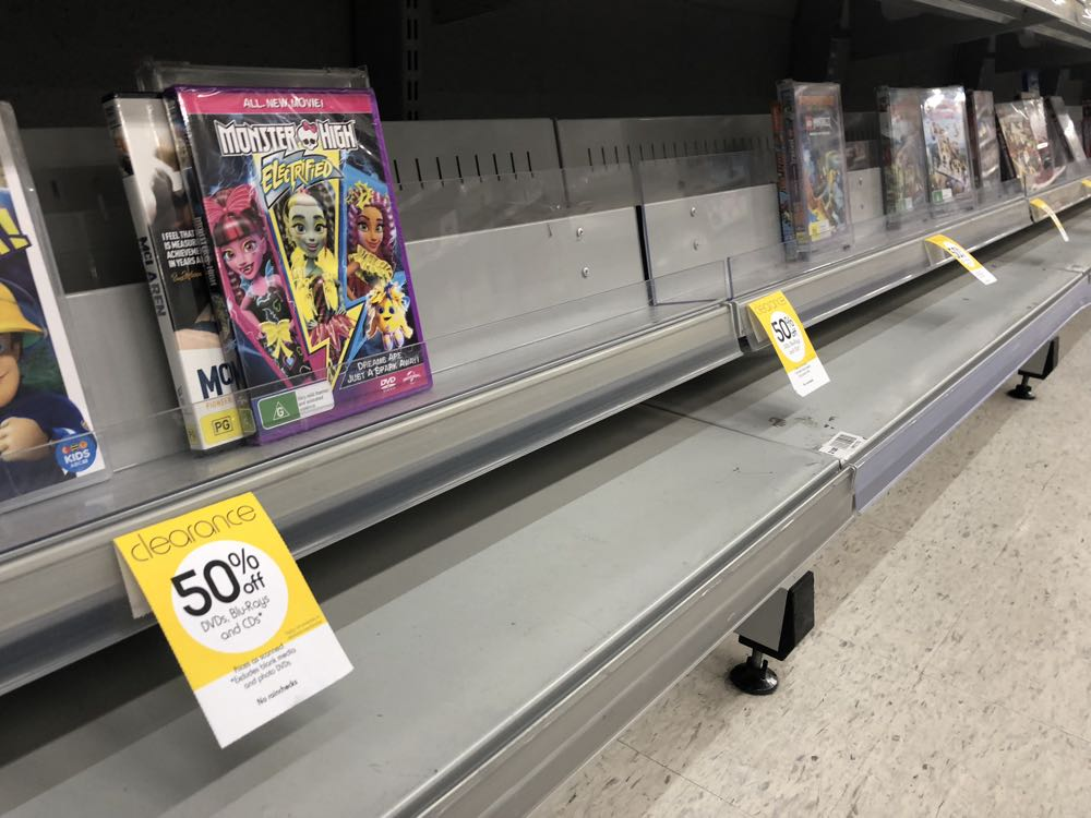 Is Kmart\'s decision to stop selling DVDs the beginning of the end ...