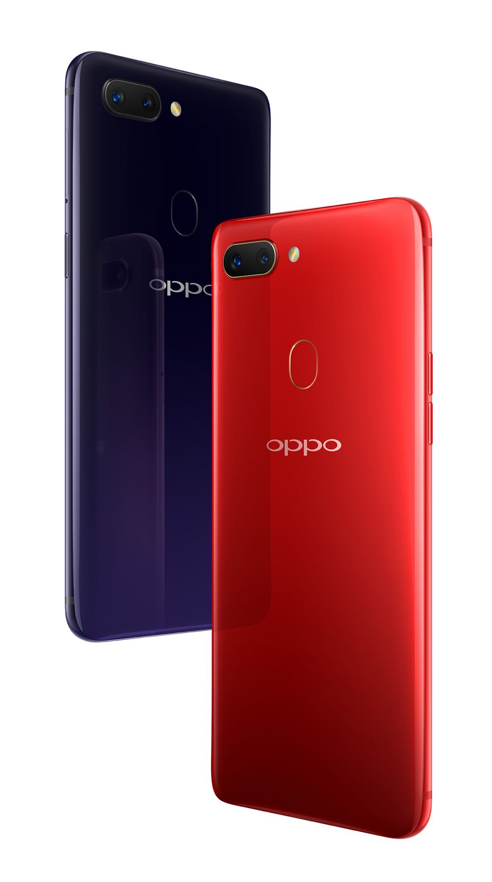 Oppo launches the R15 and R15 Pro smartphones which include a luxury