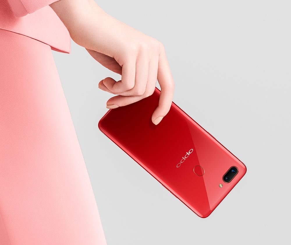 official photos 25966 143af Oppo launches the R15 and R15 Pro smartphones which include a luxury ...