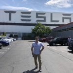 Tech Guide takes a tour inside the Tesla factory in Fremont