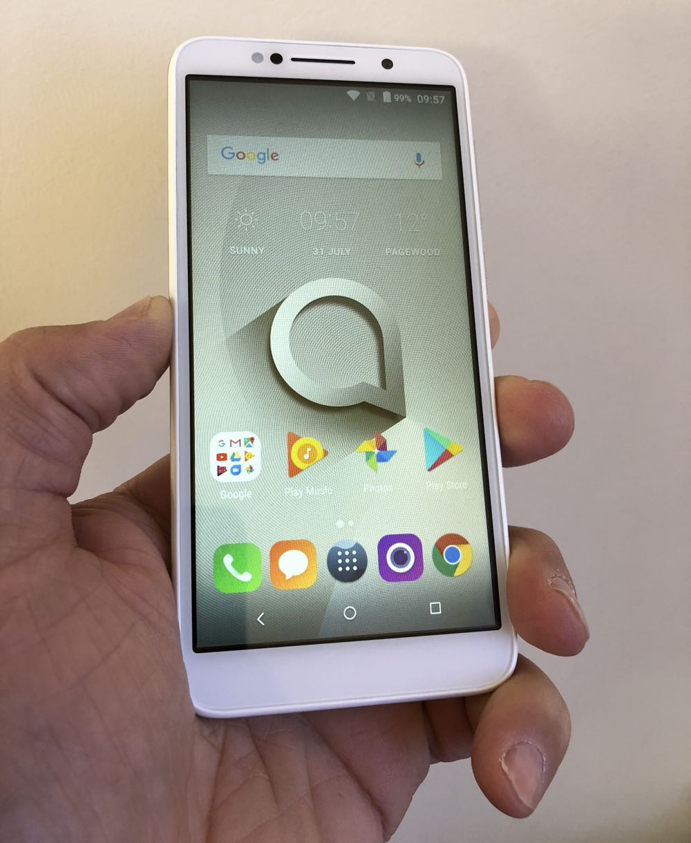 Alcatel 1C smartphone review - one of the best value devices money