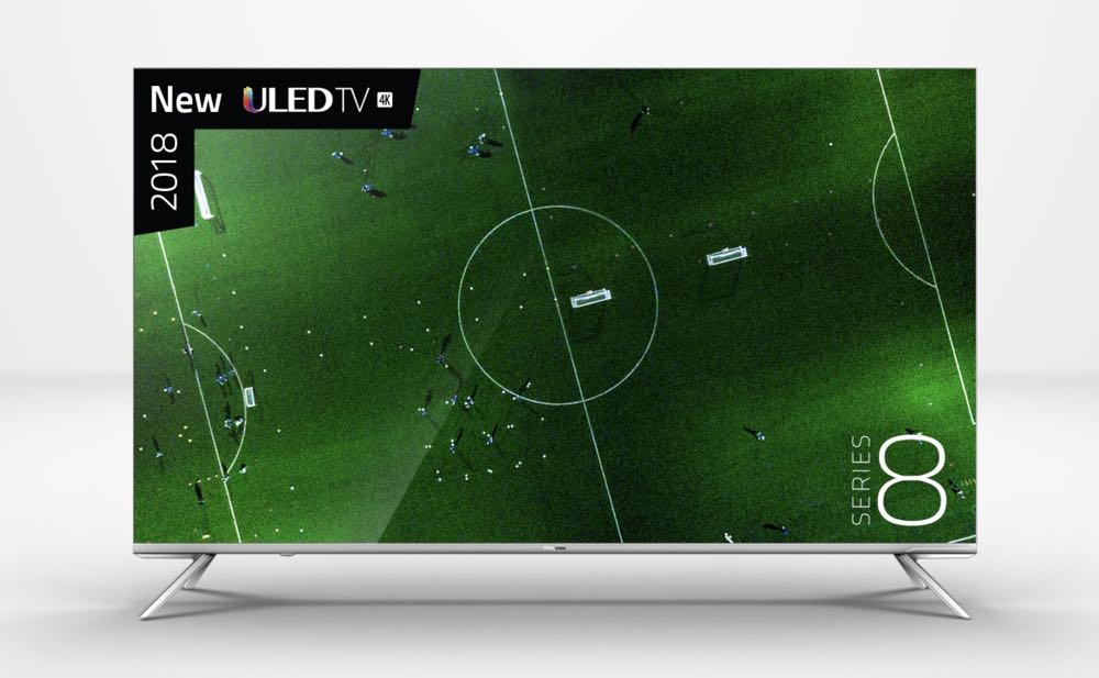 Hisense 75-inch Series 8 ULED 4K UHD TV review - a television that