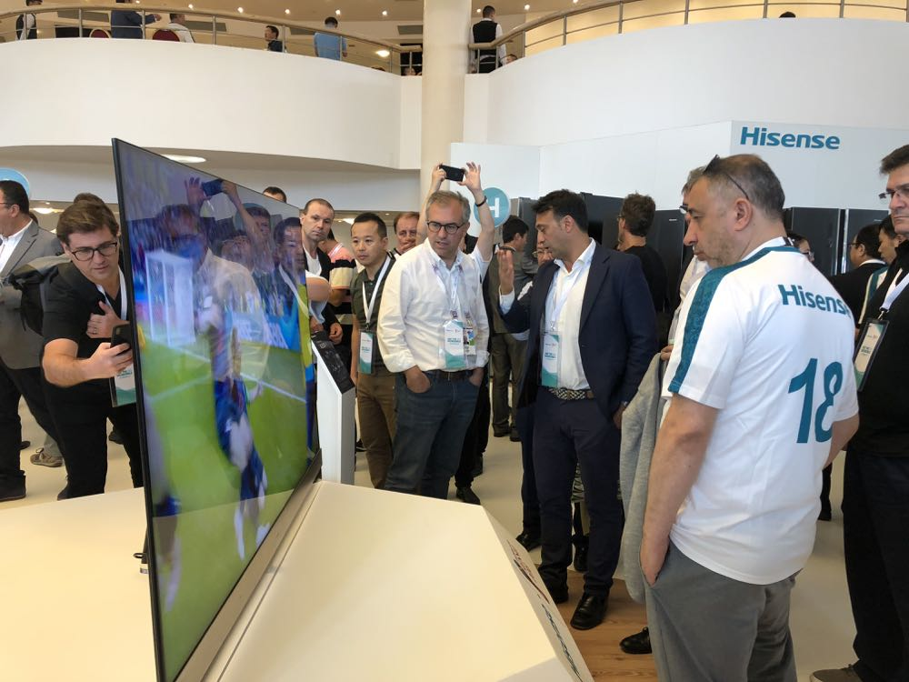 Hisense unveils new U9D flagship TV with breakthrough backlight