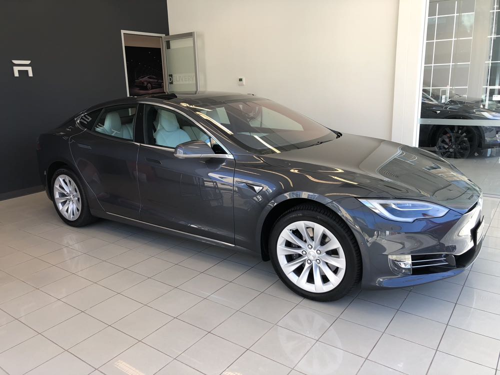 Tesla adds PIN to drive security and free Enhanced ...