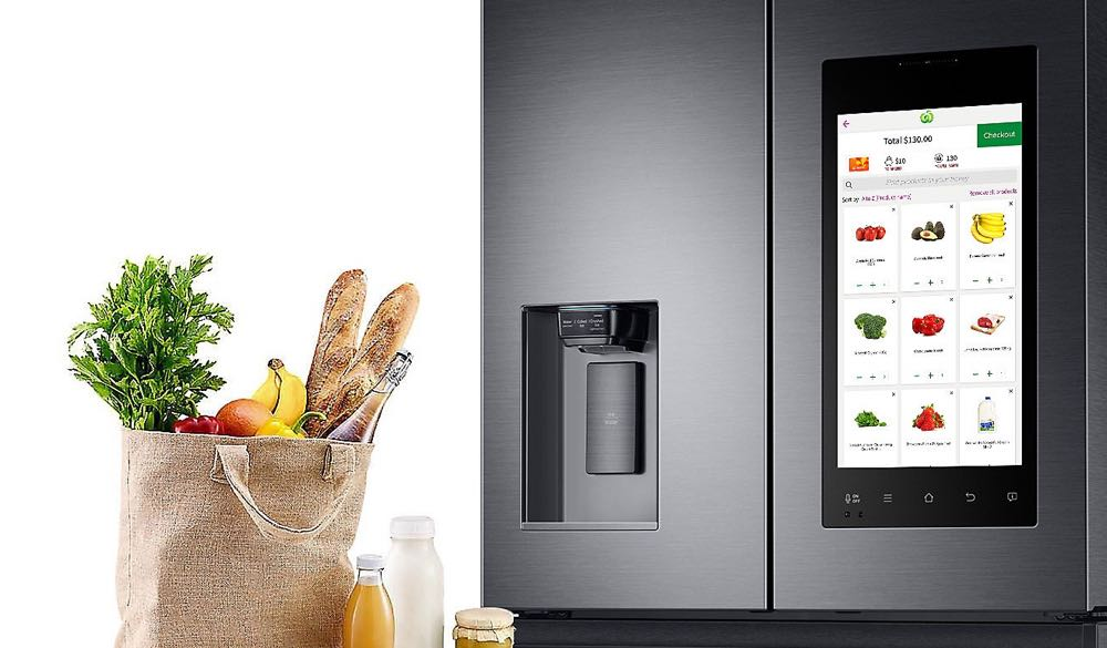 Samsung S Family Hub Fridge Software Update Adds A Number