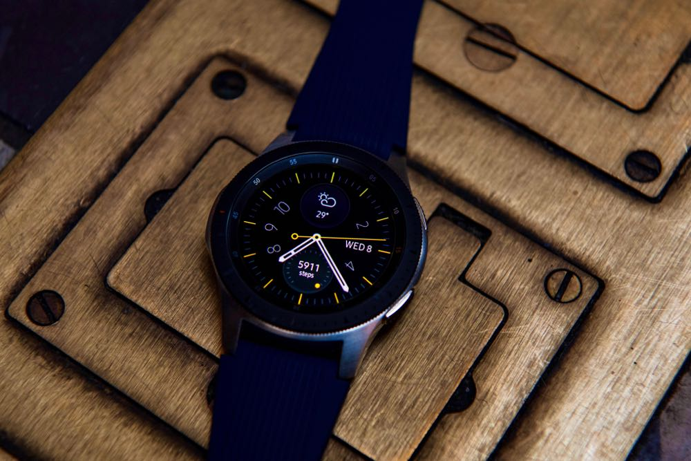 Samsung launches new Galaxy Watch with a built in electronic