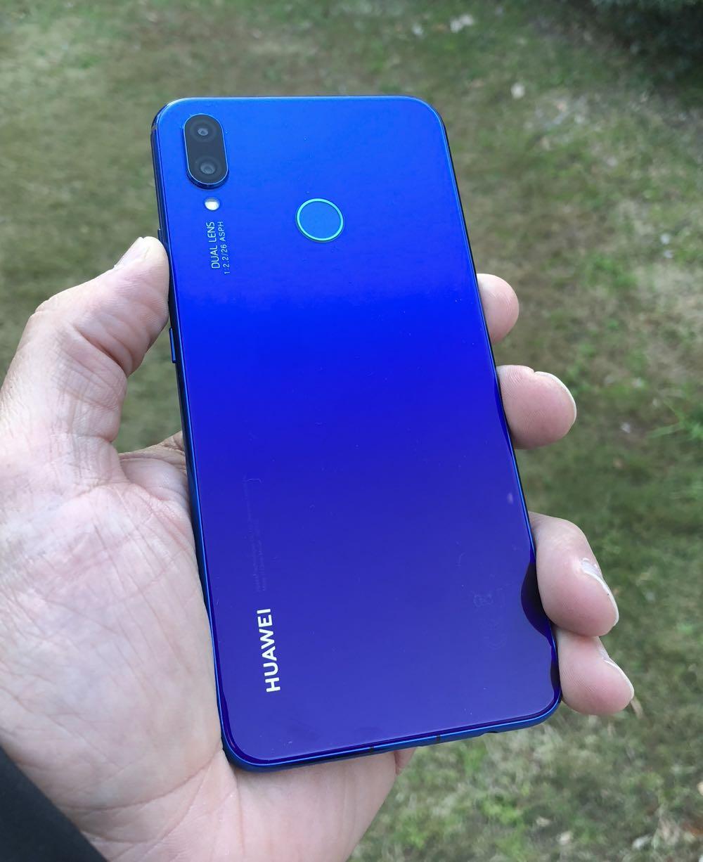 Huawei Nova 3i smartphone review - top-shelf features