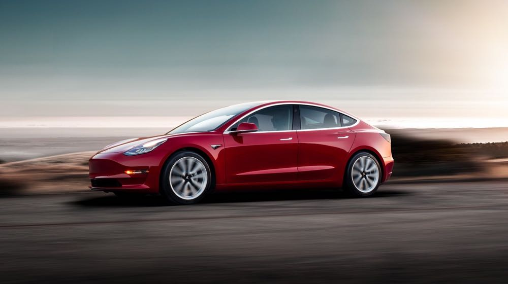 Tesla kicks off Model 3 tour of Westfield shopping centres