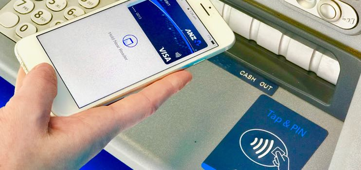 New ANZ ATMs will let you withdraw cash with your smartphone