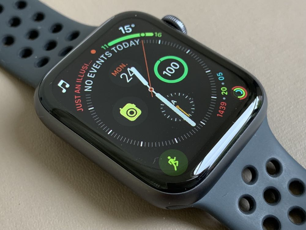3837c1c0390821 Apple Watch Series 4 review - the best smartwatch on the market ...