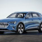 Audi introduces its first fully electric vehicle – the e-tron SUV
