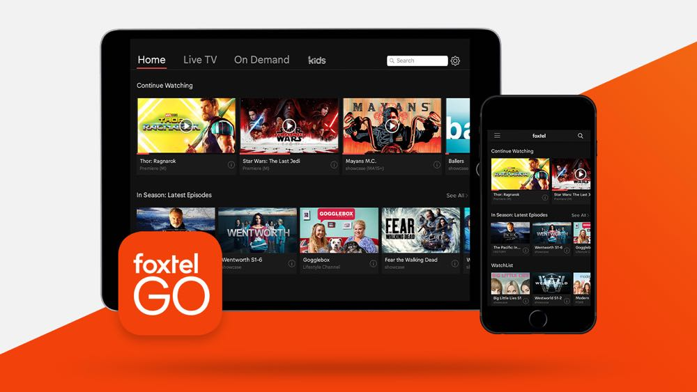 Foxtel GO app now allows Chromecast and AirPlay streaming - Tech Guide