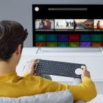 Logitech K600 review – the keyboard for your smart TV