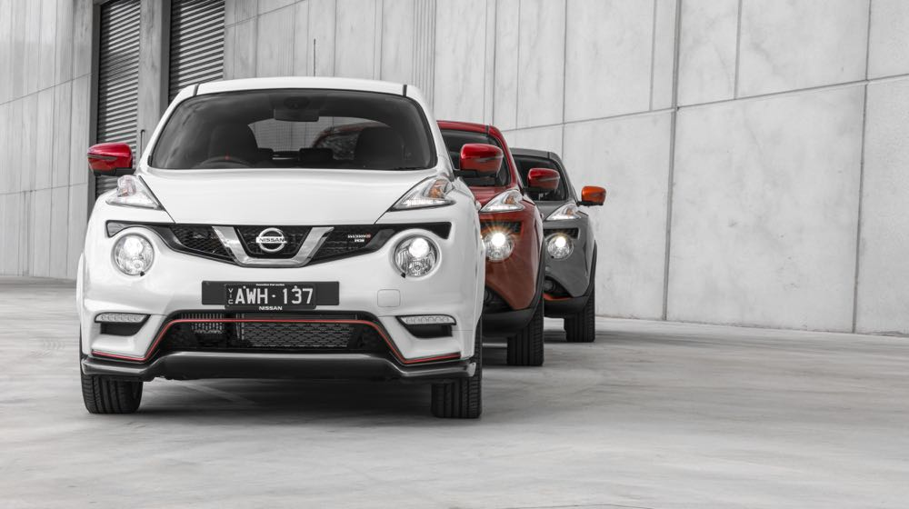 Nissan S Juke Nismo Rs Lands In Australia But You Better Get In