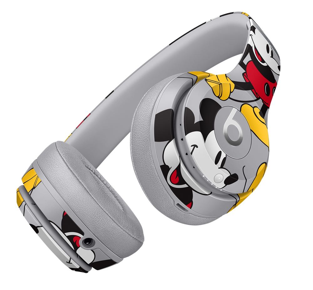 Beats Launches Mickey Mouse 90th Anniversary Solo3