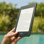 Amazon's new Kindle Paperwhite has twice the storage and it's waterproof
