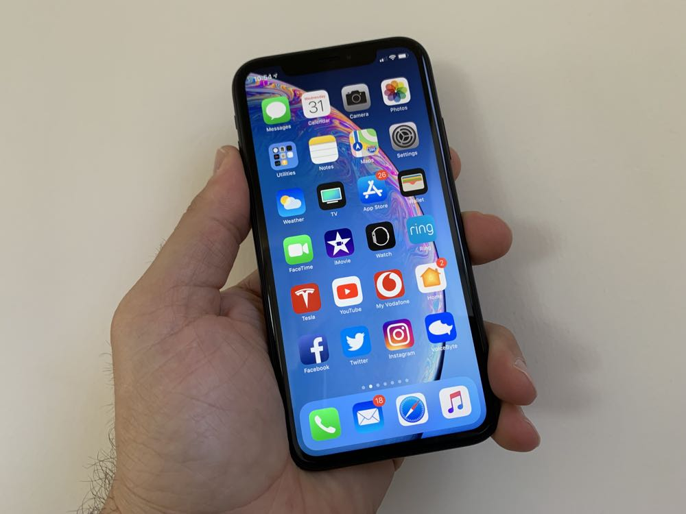 Apple iPhone XR review - ticks all the boxes for design
