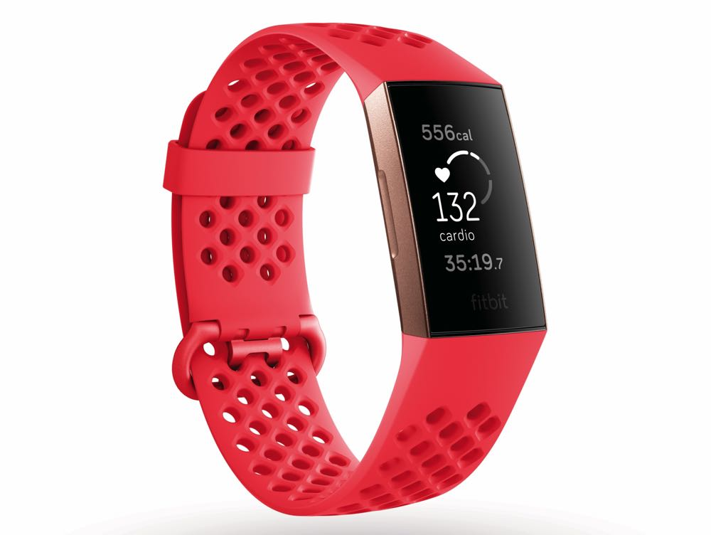 Fitbit Swimming Tracker >> Fitbit Releases Charge 3 Fitness Tracker Which You Can Now Take For