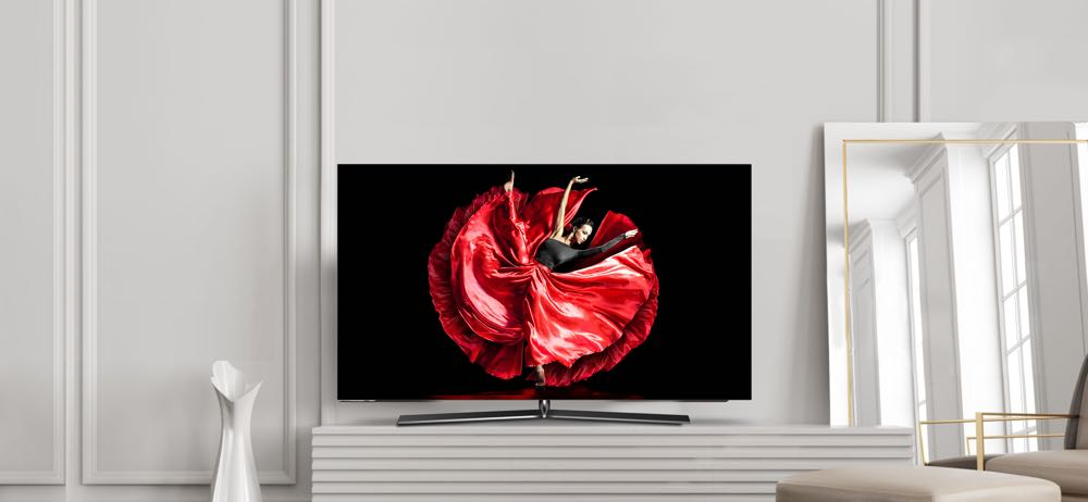 Hisense OLED TV review - high quality TV at an affordable