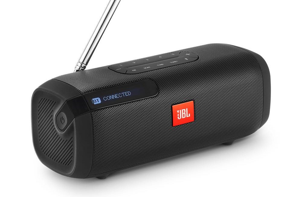 JBL combines a Bluetooth speaker with DAB+ and an FM tuner - Tech