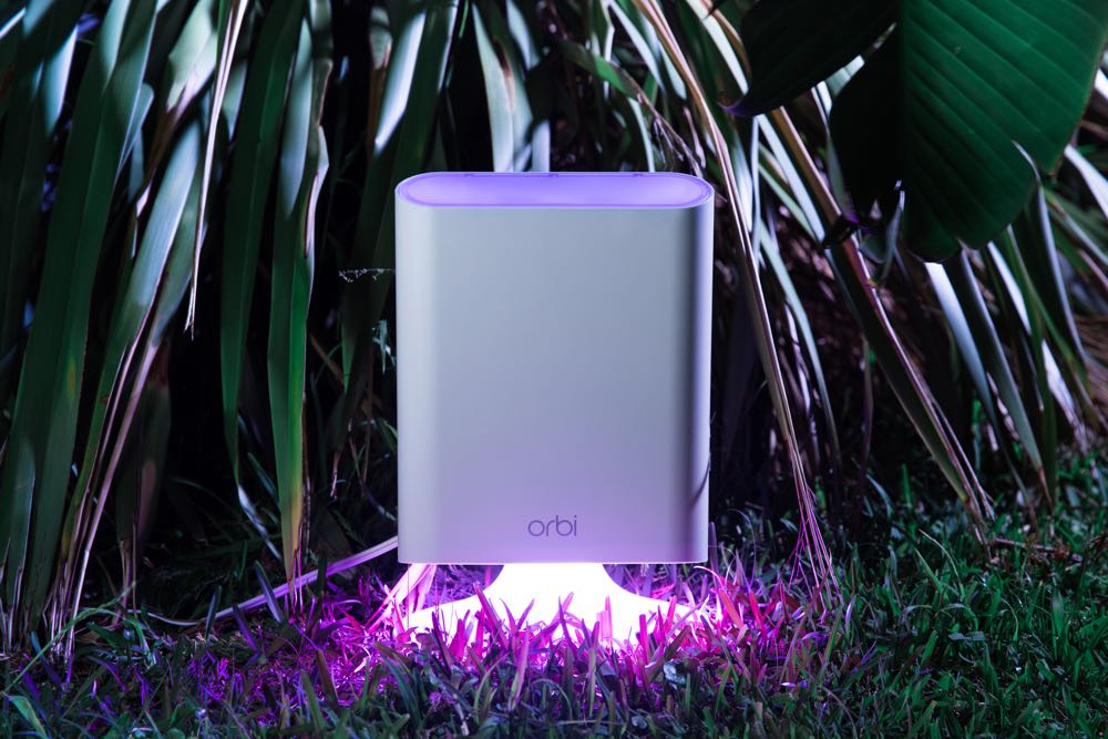 Netgear releases Orbi Outdoor Satellite to extend your wi-fi