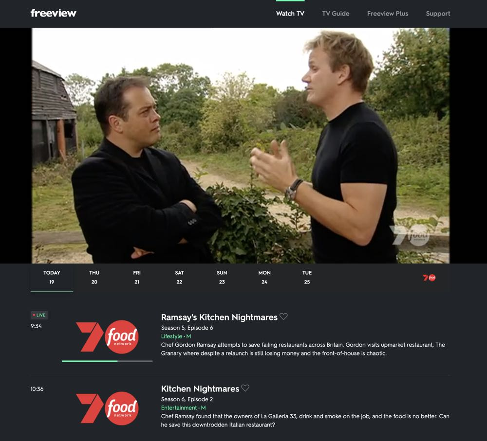 Freeview launches new platform so you can watch TV on any