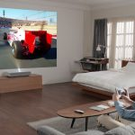 LG to unveil CineBeam 4K ultra short throw projector at Consumer Electronics Show