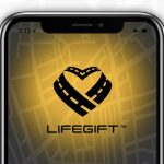 The new LifeGift app uses emotional family messages to prevent driver distraction
