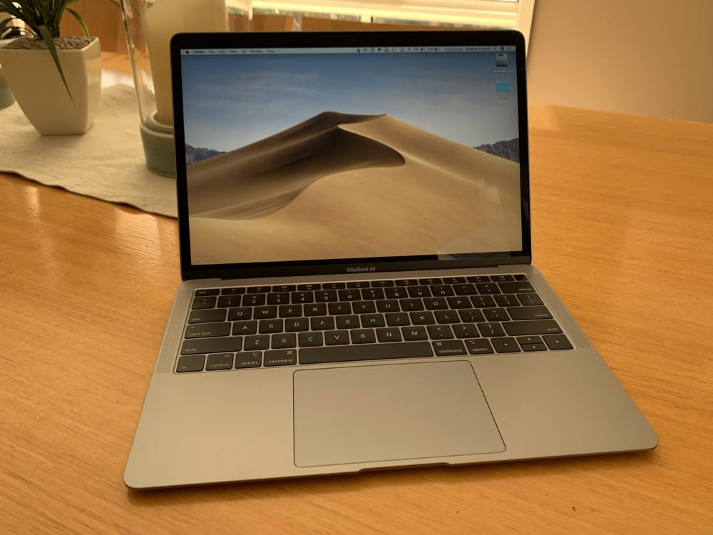 MacBook Air (2018) review - continues to set the trend for