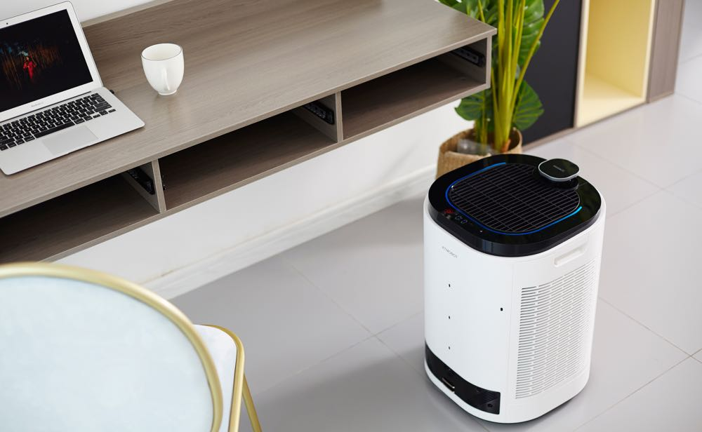 Robotic Air Purifier market