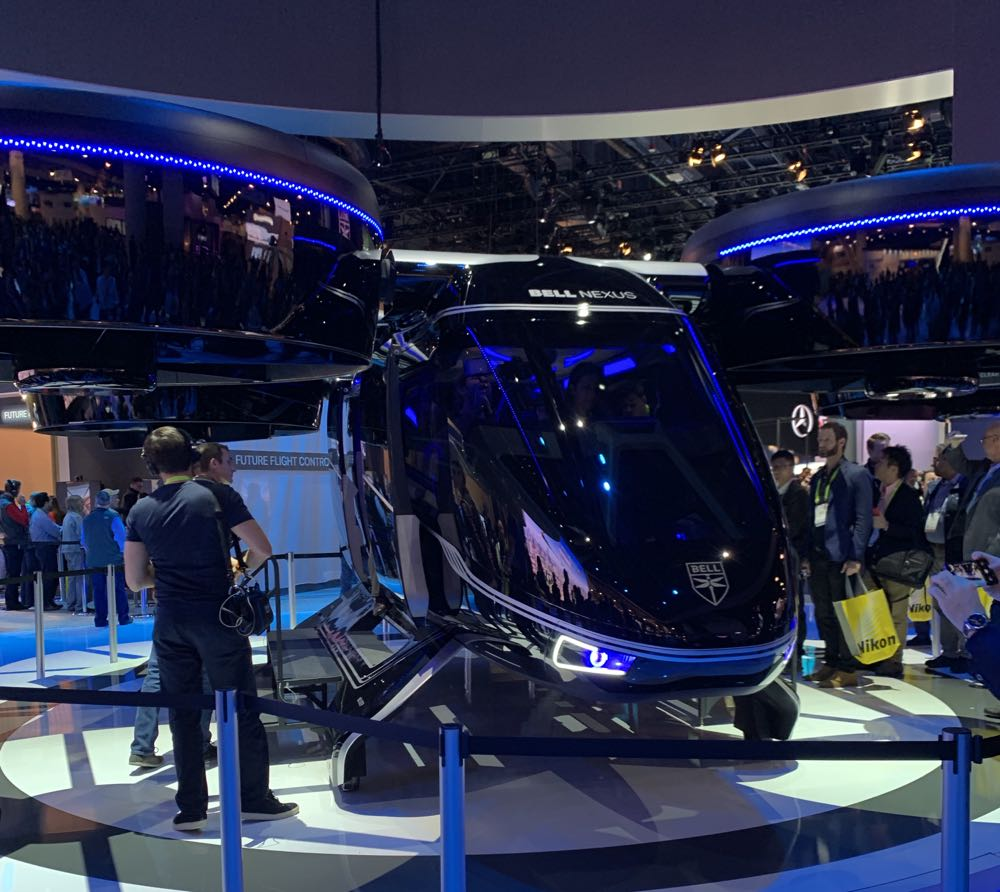 Bell Nexus autonomous helicopter is the future of urban ...