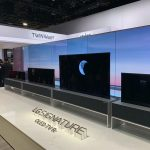 Our tour of the LG booth at CES 2019 – including a look at the amazing rollable OLED R 4K TV