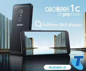 Alcatel Enjoy Siderec
