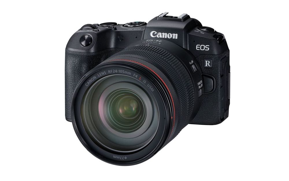 Canon Unveils Eos Rp Its Smallest Lightest Full Frame